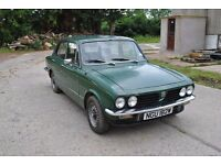 triumph dolomite auto 1.5 twin carb good project or classic daily driver