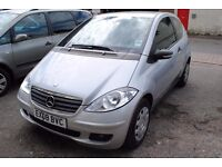 MERCEDES A150 CLASSIC SE CVT AUTOMATIC 2008 MOT MARCH 2017 2 OWNERS ONLY £1995