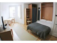 SHORT LET Holiday Let Double Studio Fulham Hammersmith Available NOW