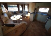 STATIC CARAVAN FOR SALE OFF SITE SELF BUILD ACCOMMODATION 2 BED WORCESTERSHIRE
