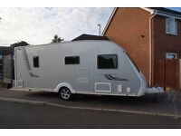 Swift Conqueror 540 4 berth caravan, 2008, fantastic condition, great specification (not Challenger)