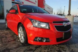 2014 Chevrolet Cruze 2LT *No Accidents, One Owner, Local Vehicle