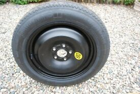 Ford spacesaver wheel &jack