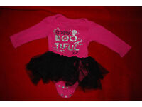 Bundle cloches for fashion girl 9-12m