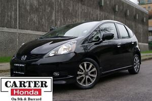2012 Honda Fit Sport + LOW KMS! + YEAR-END CLEAROUT!!
