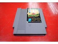 Nintendo NES Game Baseball £16