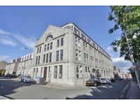 One bedroom top floor flat, Ogilvie Buildings, 77 Dee Street, Aberdeen.