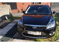 Ford Focus 1.6 TDCI Zetec. £30 tax. Legal calls with Bluetooth. Also play your music. Sat Nav.