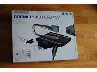 Benchtop tool system Dremel Moto-Saw - Bench top saw