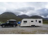 Bailey Pegasus 646 caravan for sale