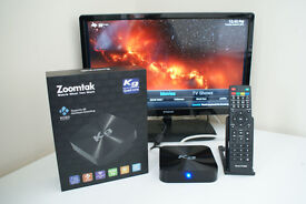 THE BEST ANDROID TV BOX THE NEW ZOOMTAK K9