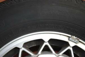 Reduced!!! GM Rim and Tire for sale Kitchener / Waterloo Kitchener Area image 1
