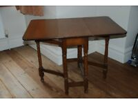 Wooden Drop Leaf Table