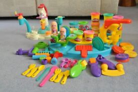 Play-Doh multi-activity selection