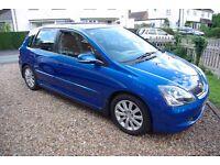 Honda Civic Type S 2.0 16V 160bhp 2005 Metallic Blue