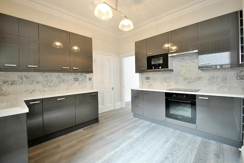 Constantine Road - Stunning interior designed ground floor one bedroom flat offered furn or unfurn