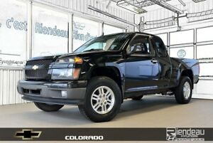 2010 Chevrolet Colorado LT + CLIMATISATION + 4X4