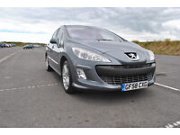 Peugeot 308 SE 78k 1.6 petrol 58 plate, Very good condition just after major service, tow bar