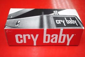 Dunlop Cry Baby GCB95 Unused Boxed £60