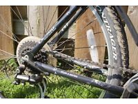 Trek S series ladies mountain bike