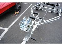 New boat trailer ( speed rib fishing) ----2 Year warranty 1800kg braked