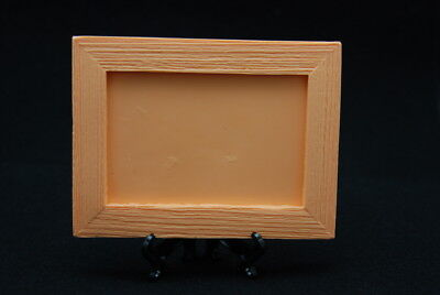 Photo frame, Silicone Mold Chocolate Sugar Polymer Clay Soap Candle Resin