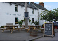 Chef de Partie / Junior Sous Chef required for busy Gastro Pub in Stirlingshire.