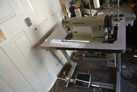 Heavy Duty Typical industrial Walking foot machine