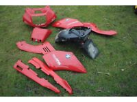 BMW R1100 RS petrol tank , panels , fairings all for £20