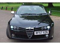 Alfa Romeo 159 1.8 MPI Bi Fuel GAS LPG LUSSO 2008