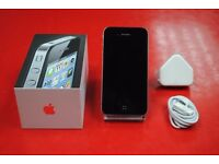 Apple iPhone 4 32GB Black EE Boxed £65
