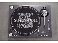 Stanton STR8-150 Vinyl Turntable £295
