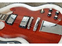 Gibson SG Derek Trucks ('61) guitar in Vintage Red *as new