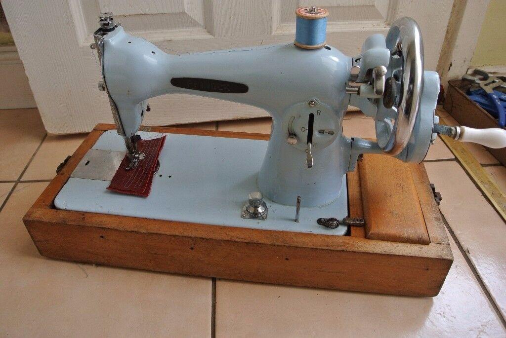 Pinnock sewing Machine