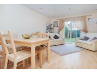Bright, modern, mid-terraced, 2 bedroom family home at the Jewel - available October!