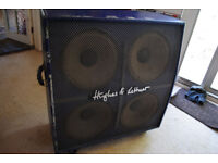 Hughes and Kettner 4x12 Speaker Cab