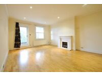 Langland Gardens - superb three bedroom 2 bathroom 2nd floor flat offered on an unfurn or part furn