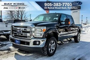 2014 Ford F-350 SUPER DUTY, NAVI, SUNROOF, BACKUP CAM, SIDE STEP