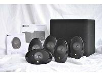 KEF Home Theatre Speaker System
