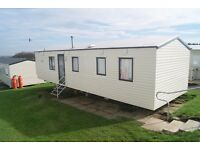 Reighton Sands Haven site nr Filey ,8 Berth Deluxe Caravan three bedrooms