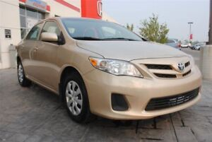 2011 Toyota Corolla CE *No Accidents, One Owner, Local Vehicle*