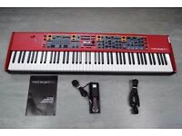 Nord Stage 2 EX Hammer Action 88 Stage Piano £2650