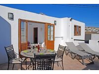 CHARMING, RURAL 1 BEDROOM VILLA IN LANZAROTE, CANARY ISLANDS