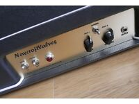 Hand Wired Dual Single Ended Class A 3W-10W Guitar Amp Head 6V6 Hammond Sprague JJ Valve Rectified