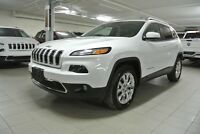 2014 Jeep Cherokee LIMITED 4X4 *CUIR/TOIT PANO/CAMERA DE RECUL*
