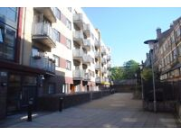 New bright 3 single bedroom apartment in gated development 5 min walking Old Street station