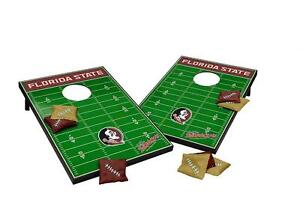 Wild Sports College Tailgate Toss Bean Bag Game Florida State
