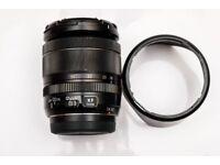 Fujifilm XF 18-55mm F2.8-4R F/2-4R Black Lens Fuji 18 55 mm