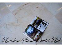 Fantasy Beige Polished Marble 61x61cm Tiles (28 m2 JOBLOT DEAL)