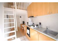 -Superb split level studio in Earl's Court for £350pw, Penywern Road